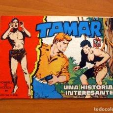 Tebeos: TAMAR - Nº 88, UNA HISTORIETA INTERESANTE - EDICIONES TORAY 1961 . Lote 104357887