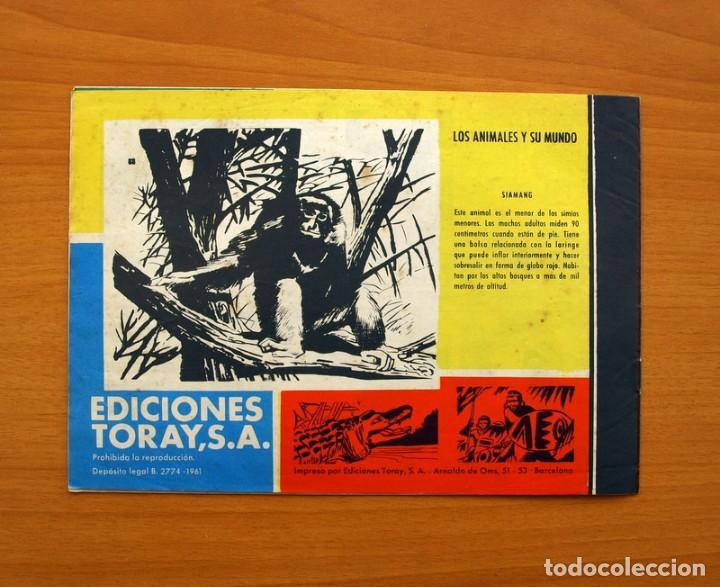 Tebeos: Tamar - Nº 88, Una historieta interesante - Ediciones Toray 1961 - Foto 7 - 104357887