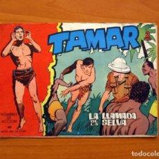 Tebeos: TAMAR - Nº 95, LA LLAMADA DE LA SELVA - EDICIONES TORAY 1961 . Lote 104357963