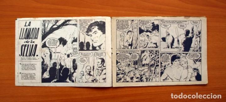 Tebeos: Tamar - Nº 95, La llamada de la Selva - Ediciones Toray 1961 - Foto 2 - 104357963