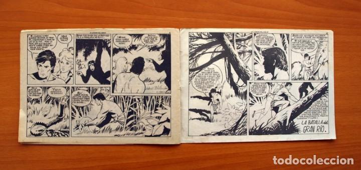 Tebeos: Tamar - Nº 95, La llamada de la Selva - Ediciones Toray 1961 - Foto 6 - 104357963