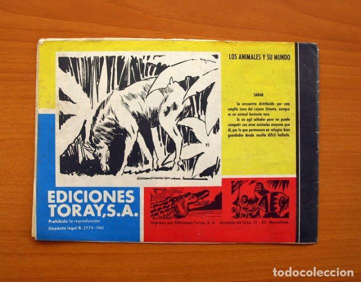 Tebeos: Tamar - Nº 95, La llamada de la Selva - Ediciones Toray 1961 - Foto 7 - 104357963