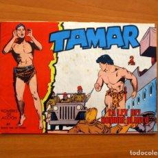 Tebeos: TAMAR - Nº 97, LA LEY DEL HOMBRE BLANCO - EDICIONES TORAY 1961 . Lote 104358163