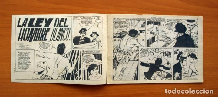 Tebeos: Tamar - Nº 97, La Ley del hombre blanco - Ediciones Toray 1961 - Foto 2 - 104358163