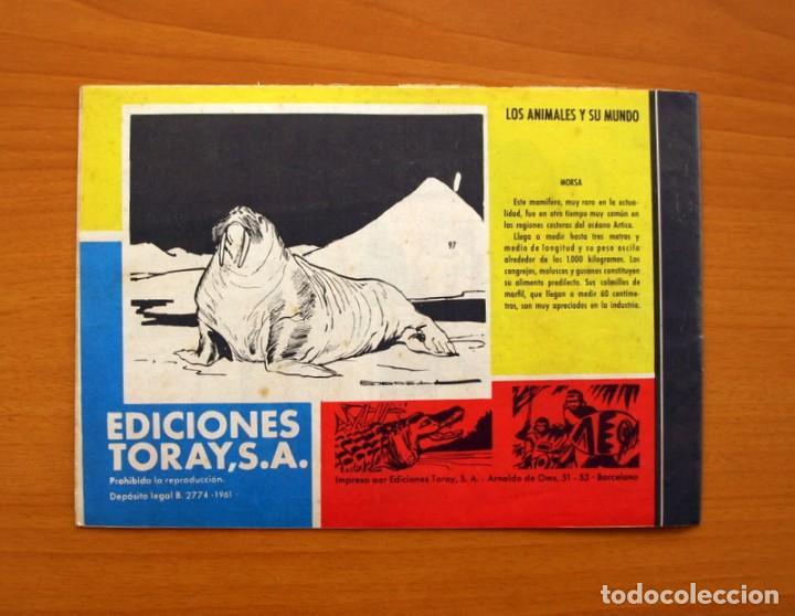 Tebeos: Tamar - Nº 97, La Ley del hombre blanco - Ediciones Toray 1961 - Foto 7 - 104358163