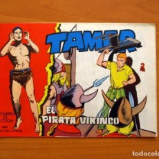 Tebeos: TAMAR - Nº 104, EL PIRATA VIKINGO - EDICIONES TORAY 1961 . Lote 104358447