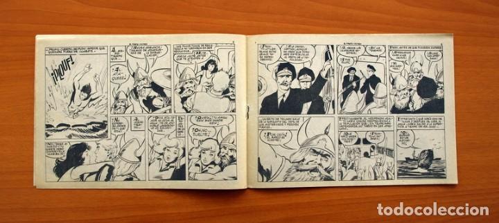 Tebeos: Tamar - Nº 104, El Pirata Vikingo - Ediciones Toray 1961 - Foto 4 - 104358447
