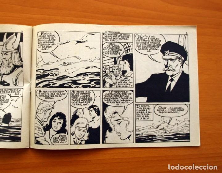 Tebeos: Tamar - Nº 104, El Pirata Vikingo - Ediciones Toray 1961 - Foto 5 - 104358447