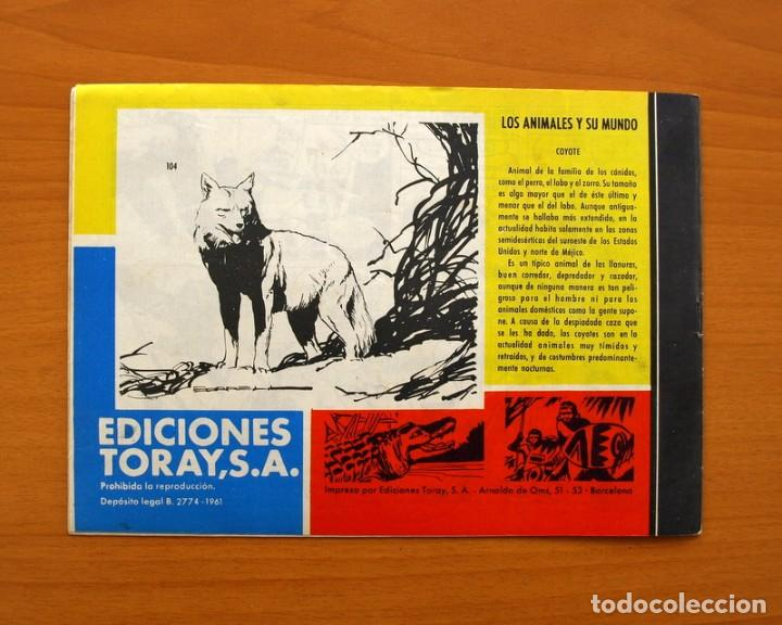 Tebeos: Tamar - Nº 104, El Pirata Vikingo - Ediciones Toray 1961 - Foto 7 - 104358447