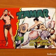 Tebeos: TAMAR - Nº 110, ATRAPADOS EN LA JUNGLA - EDICIONES TORAY 1961 . Lote 104359099