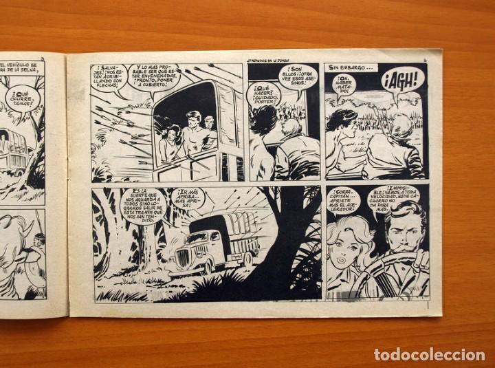 Tebeos: Tamar - Nº 110, Atrapados en la Jungla - Ediciones Toray 1961 - Foto 3 - 104359099