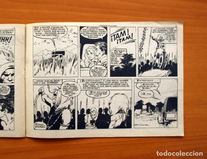Tebeos: Tamar - Nº 110, Atrapados en la Jungla - Ediciones Toray 1961 - Foto 5 - 104359099