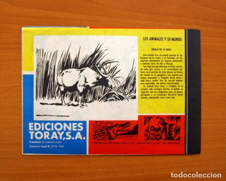 Tebeos: Tamar - Nº 110, Atrapados en la Jungla - Ediciones Toray 1961 - Foto 7 - 104359099