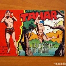 Tebeos: TAMAR - Nº 111, LA DERROTA DE TAMAR - EDICIONES TORAY 1961. Lote 104359163