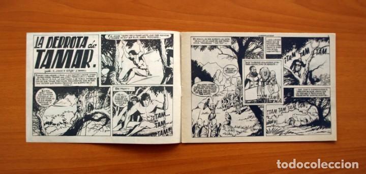 Tebeos: Tamar - Nº 111, La derrota de Tamar - Ediciones Toray 1961 - Foto 2 - 104359163