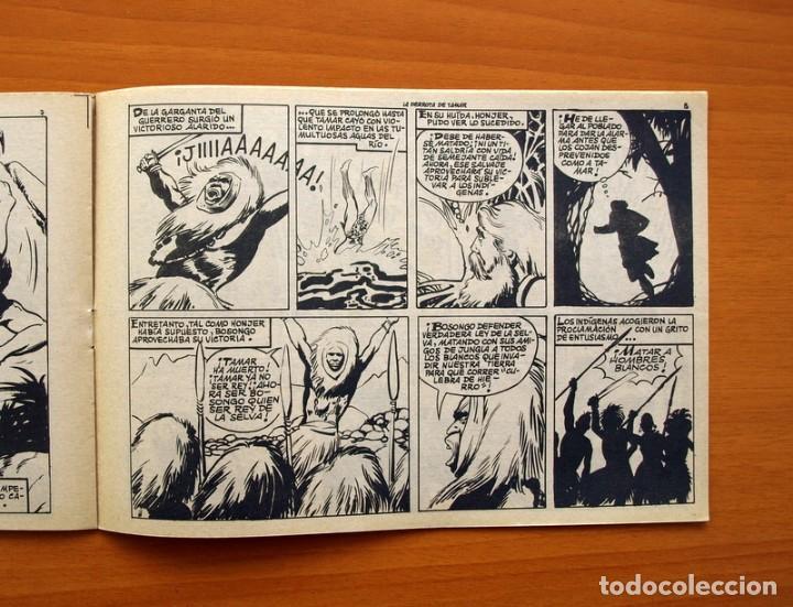 Tebeos: Tamar - Nº 111, La derrota de Tamar - Ediciones Toray 1961 - Foto 5 - 104359163