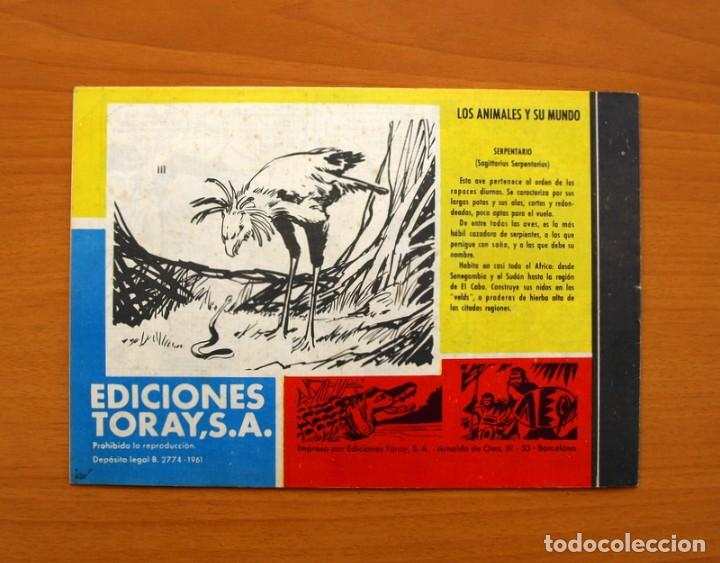 Tebeos: Tamar - Nº 111, La derrota de Tamar - Ediciones Toray 1961 - Foto 7 - 104359163