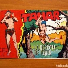 Tebeos: TAMAR - Nº 111, LA DERROTA DE TAMAR - EDICIONES TORAY 1961. Lote 104359287