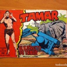 Tebeos: TAMAR - Nº 115, EL EJÉRCITO DE TAMAR - EDICIONES TORAY 1961 . Lote 104359855