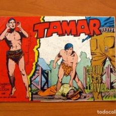 Tebeos: TAMAR - Nº 132, COGIDO EN LA TRAMPA - EDICIONES TORAY 1961 . Lote 104360159