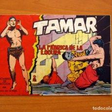 Tebeos: TAMAR - Nº 133, LA FÁBRICA DE LA LOCURA - EDICIONES TORAY 1961 . Lote 104360431