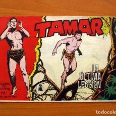 Tebeos: TAMAR - Nº 144, LA ÚLTIMA LECCIÓN - EDICIONES TORAY 1961 . Lote 104362363