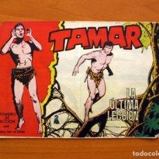 Tebeos: TAMAR - Nº 144, LA ÚLTIMA LECCIÓN - EDICIONES TORAY 1961 . Lote 104362403