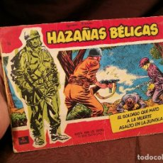 Tebeos: HAZAÑAS BELICAS SERIE ROJA Nº 16 DE 5 PTAS ,( ED. TORAY ). Lote 104390703