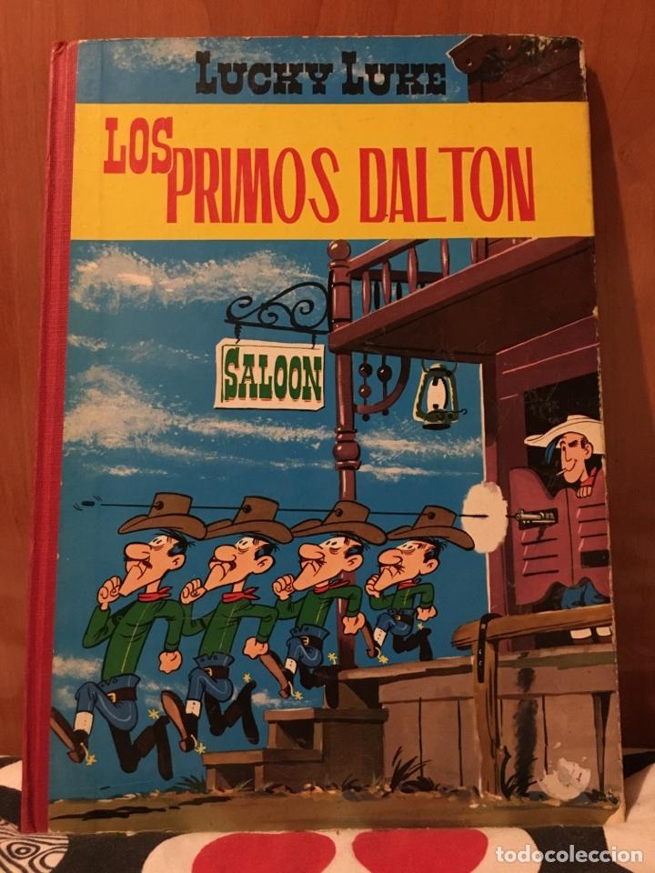 LUCKY LUKE-LOS PRIMOS DALTON-TORAY 1969 (Tebeos y Comics - Toray - Otros)