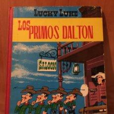 Tebeos: LUCKY LUKE-LOS PRIMOS DALTON-TORAY 1969. Lote 104545094