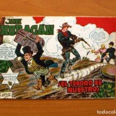 Tebeos: JIM HURACÁN - Nº 15, EL TESORO ES NUESTRO - EDICIONES TORAY 1959 . Lote 104712615