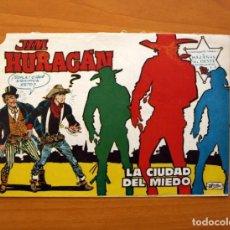 Tebeos: JIM HURACÁN - Nº 21, LA CIUDAD DEL MIEDO - EDICIONES TORAY 1959 . Lote 104713147