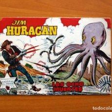 Tebeos: JIM HURACÁN - Nº 23, LAS OCHO MUERTES - EDICIONES TORAY 1959 . Lote 104713323