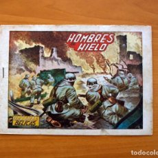 Tebeos: HAZAÑAS BÉLICAS 2ª SERIE, Nº 38, HOMBRES DE HIELO - EDICIONES TORAY 1950. Lote 104715359