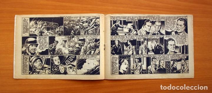 Tebeos: Hazañas Bélicas 2ª Serie, nº 43, Huracanes de fuego - Ediciones Toray 1950 - Foto 4 - 104715559