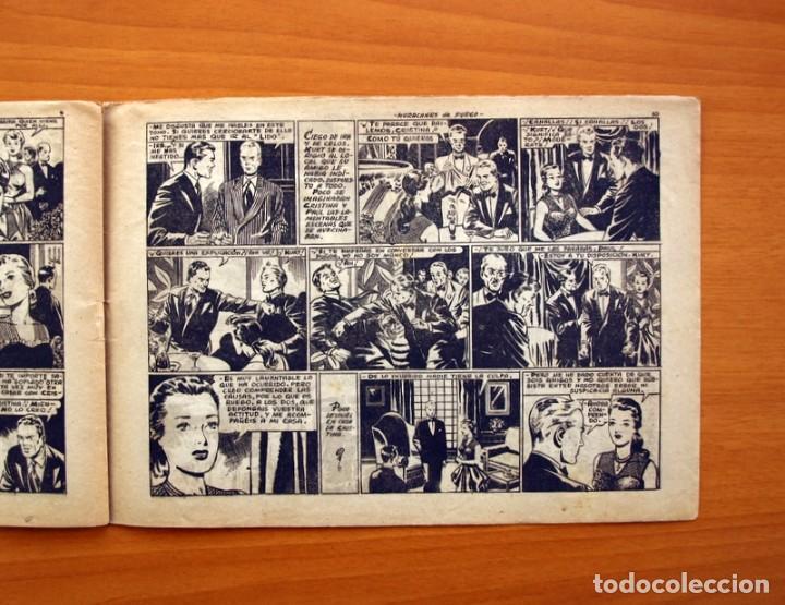 Tebeos: Hazañas Bélicas 2ª Serie, nº 43, Huracanes de fuego - Ediciones Toray 1950 - Foto 5 - 104715559