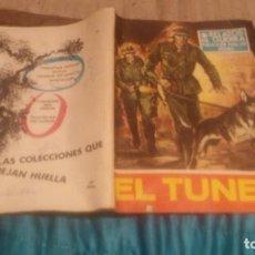 Tebeos: RELATOS DE GURRA Nº 157 EL TUNEL EDICIONES TORAY 1968. Lote 87300264