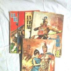 Tebeos: COLECCIÓN NOVELA GRÁFICA Nº 14, 18, 21, 23 Y 26. EDITORIAL TORAY AÑO 1965. Lote 104975403