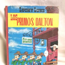 Tebeos: LUCKY LUKE AÑO 69 LOS PRIMOS DALTON, TAPA DURA Y LOMO ENTELADO. EDICIONES TORAY. Lote 104976251