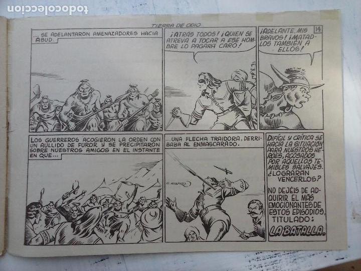 Tebeos: EL CAPITÁN CORAJE ORIGINAL TORAY 1958 COMPLETA 1 AL 44 IRANZO, SUELTA, VER TODAS LAS PORTADAS - Foto 51 - 105026571