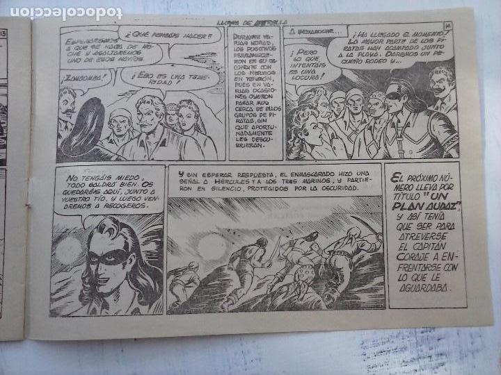 Tebeos: EL CAPITÁN CORAJE ORIGINAL TORAY 1958 COMPLETA 1 AL 44 IRANZO, SUELTA, VER TODAS LAS PORTADAS - Foto 62 - 105026571