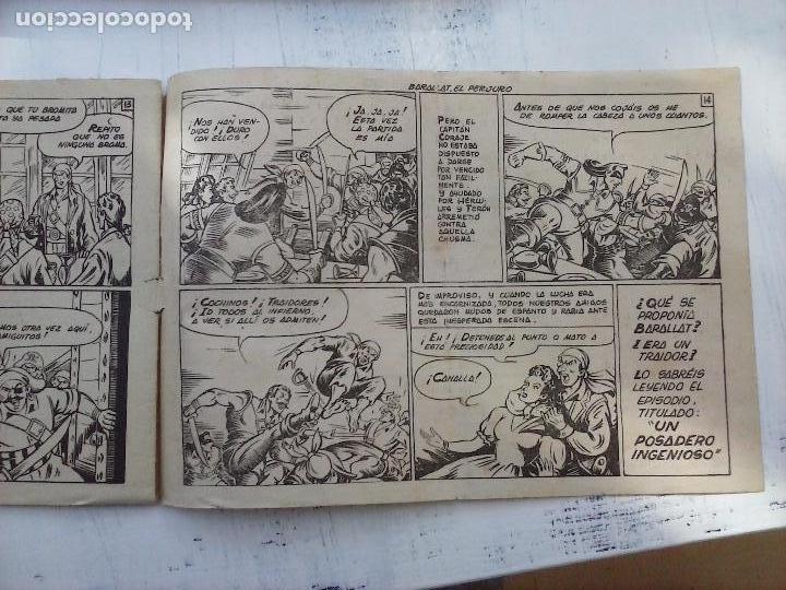 Tebeos: EL CAPITÁN CORAJE ORIGINAL TORAY 1958 COMPLETA 1 AL 44 IRANZO, SUELTA, VER TODAS LAS PORTADAS - Foto 69 - 105026571
