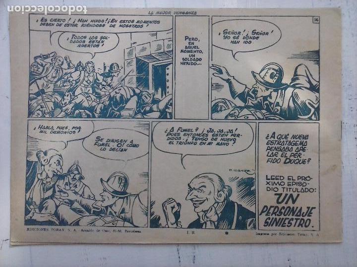 Tebeos: EL CAPITÁN CORAJE ORIGINAL TORAY 1958 COMPLETA 1 AL 44 IRANZO, SUELTA, VER TODAS LAS PORTADAS - Foto 76 - 105026571