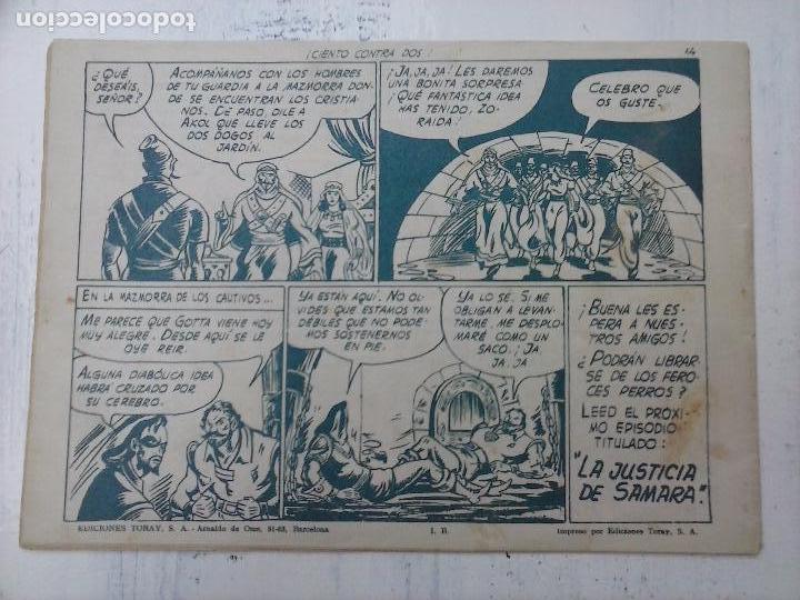 Tebeos: EL CAPITÁN CORAJE ORIGINAL TORAY 1958 COMPLETA 1 AL 44 IRANZO, SUELTA, VER TODAS LAS PORTADAS - Foto 92 - 105026571
