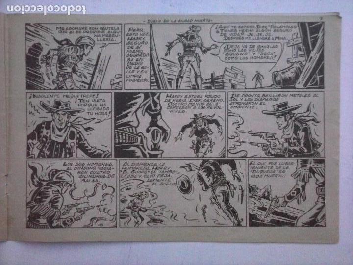 Tebeos: DICK RELAMPAGO EL REY DE LA PRADERA ORIGINAL COMPLETA 1959 TORAY - G.IRANZO, VER PORTADAS Y MÁS - Foto 14 - 105125851