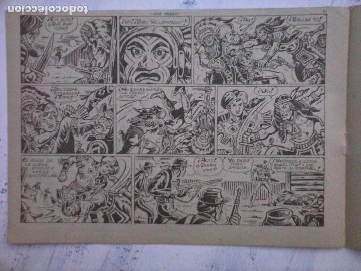 Tebeos: DICK RELAMPAGO EL REY DE LA PRADERA ORIGINAL COMPLETA 1959 TORAY - G.IRANZO, VER PORTADAS Y MÁS - Foto 16 - 105125851