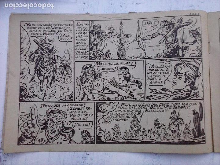 Tebeos: DICK RELAMPAGO EL REY DE LA PRADERA ORIGINAL COMPLETA 1959 TORAY - G.IRANZO, VER PORTADAS Y MÁS - Foto 24 - 105125851