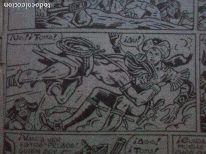 Tebeos: DICK RELAMPAGO EL REY DE LA PRADERA ORIGINAL COMPLETA 1959 TORAY - G.IRANZO, VER PORTADAS Y MÁS - Foto 36 - 105125851