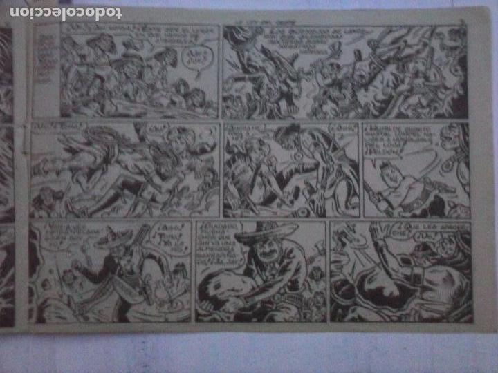 Tebeos: DICK RELAMPAGO EL REY DE LA PRADERA ORIGINAL COMPLETA 1959 TORAY - G.IRANZO, VER PORTADAS Y MÁS - Foto 37 - 105125851