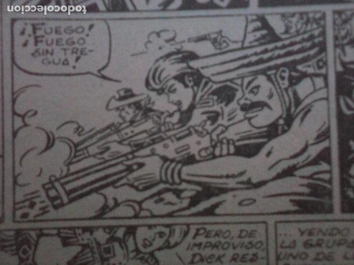 Tebeos: DICK RELAMPAGO EL REY DE LA PRADERA ORIGINAL COMPLETA 1959 TORAY - G.IRANZO, VER PORTADAS Y MÁS - Foto 42 - 105125851